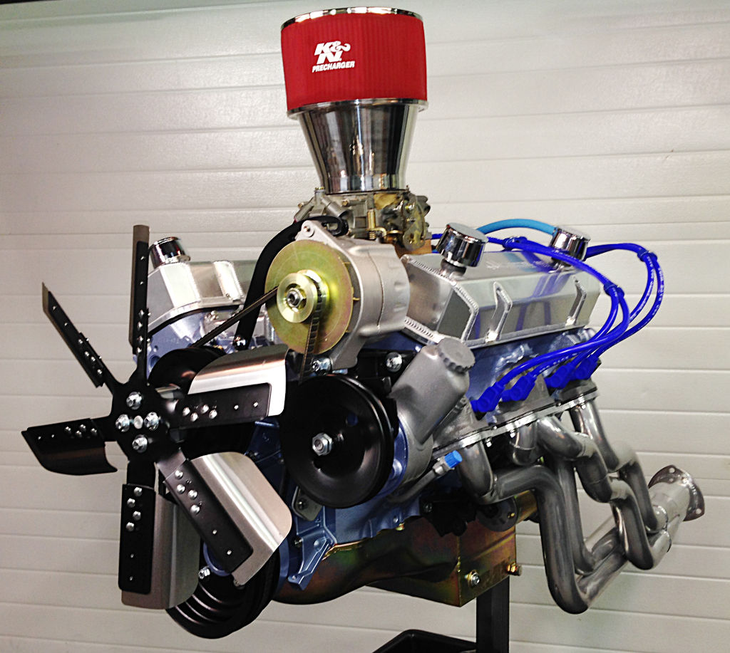 All Nitemare Performance Crate Engines Are Meticulously Blueprinted And Embled To Provide Years Of Outstanding Reliability